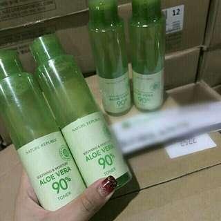 Nature Republic Aloe Vera 90% Toner 160 ml