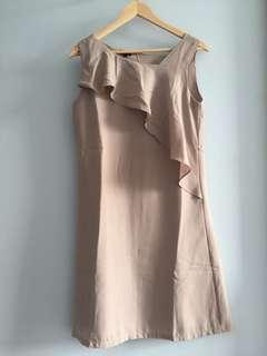 Mocca Berry Benka Dress