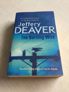 Jeffrey Deaver - The Burning Wire
