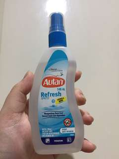 BISA BARTER 🎉 Autan Spray Anti Nyamuk