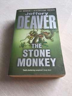 Jeffrey Deaver - The Stone Monkey