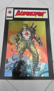 BLOODSHOT (VOL.1) #1