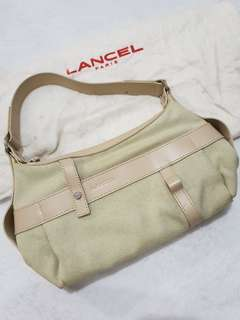 Lancel Paris Shoulder Bag