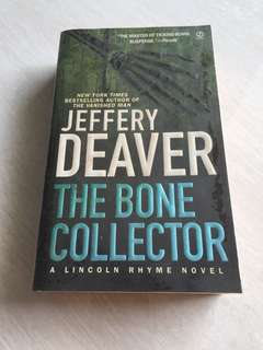 Jeffrey Deaver - The Bone Collector