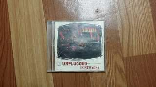 CD LAGU NIRVANA UNPLUG IN NEW YORK