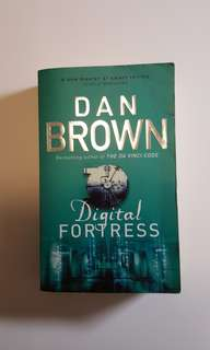Fiction: Dan Brown's Digital Fortress
