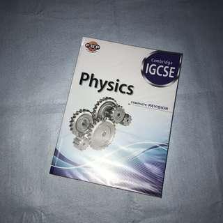 Cambridge IGCSE Physics Complete Revision FBP Singapore