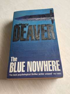 Jeffrey Deaver - The Blue Nowhere