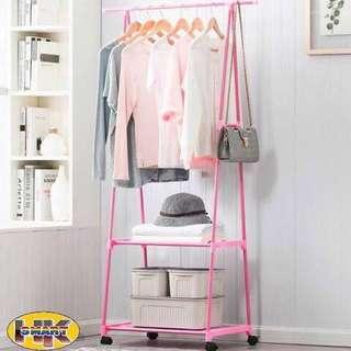 Clothes Rack Pole