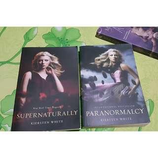 Supernaturally dan paranormalcy