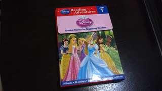 Disney Reading Adventure Level 1 set 90% new