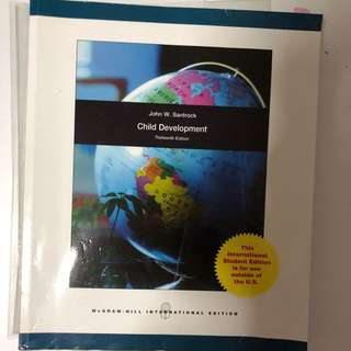 Child Development 13th edition