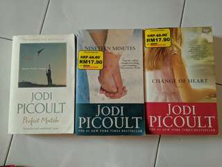 Jodi picoult novel