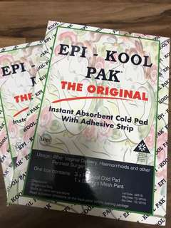 Epi Kool cold pad