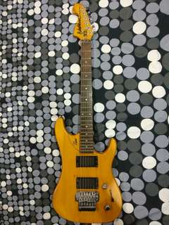 1990 Washburn N2 Nuno Bettencourt Signature Series