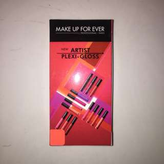 Make Up For Ever Artist Plexi-Gloss