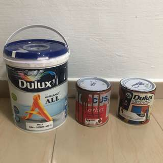 Dulux Ambiance All and Gloss Finish For Clearance Sale