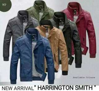 Jaket Harrington Smith Waterproof