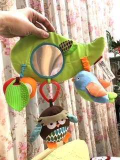 Baby Soft Toy Strap