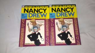 Nancy Drew Papercutz edition #3