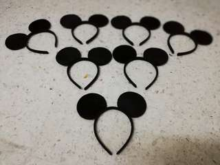 Mickey mouse hairband