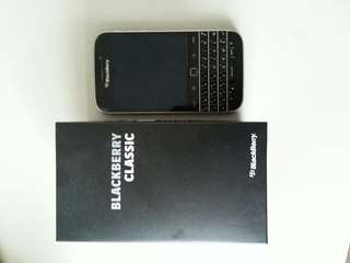 Unlocked Blackberry Classic