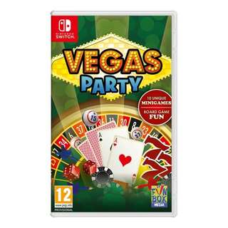 Switch Vegas Party