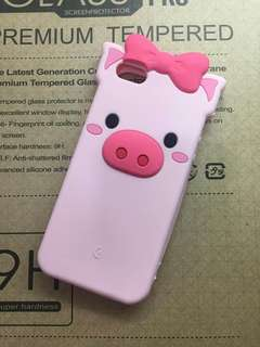 Piggy Rubber Case (iPhone, Samsung, Oppo, Vivo)