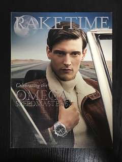 THE RAKE TIME (Issue 5 Vol.1 2014)