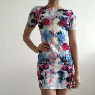Doublewoot Floral Printed Dress
