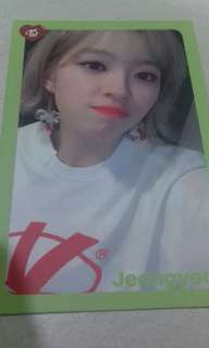 WTS TWICE JEONGYEON WHAT IS LOVE PC