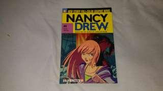 Nancy Drew Papercutz edition #8