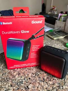 Durawaves Glow Bluetooth Speaker