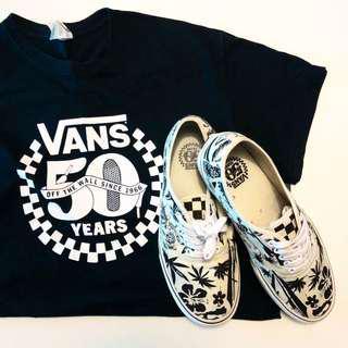 Vans 50th Years Anniversary