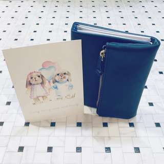 🚚 Navy Blue Planner/Journal/Notebook