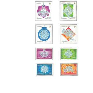 2002  08  Mint Stamps  Festivals In Singapore