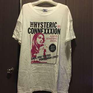 Hysteric Glamour Oversize Tee