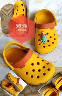 Authentic Crocs Kid's