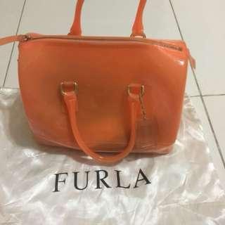 FURLA BAG jelly Fm Italy😍😍😍😍Sale