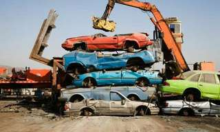Car scrap and other services