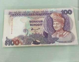 100 OldBanknote