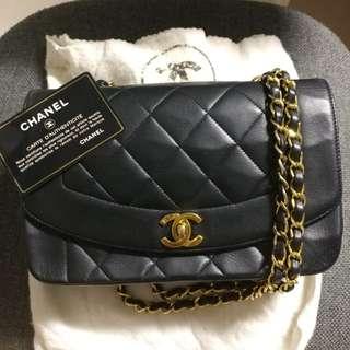 Chanel Vintage Diana Bag