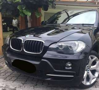 BMW X5 CONTINUE LOAN CHEAP PRICE