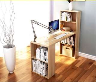 Preorder study table with storage