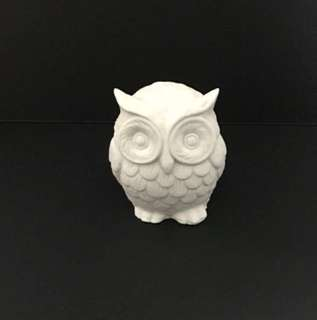Scented Clay Ornament - Owl