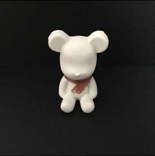Scented Clay Ornament - Bear
