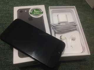 I Phone 7 32 GB Black matte