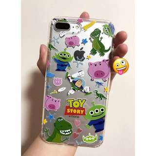 iPhone 7 Plus Toy Story Case🤗