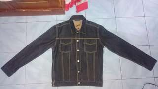 "Jaket Denim ""PMP DENIM"" Size M, MINT CONDITION!!!"