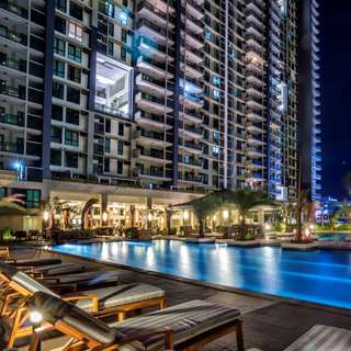 FLAIR TOWERS Studio Unit For Sale Fully Furnished